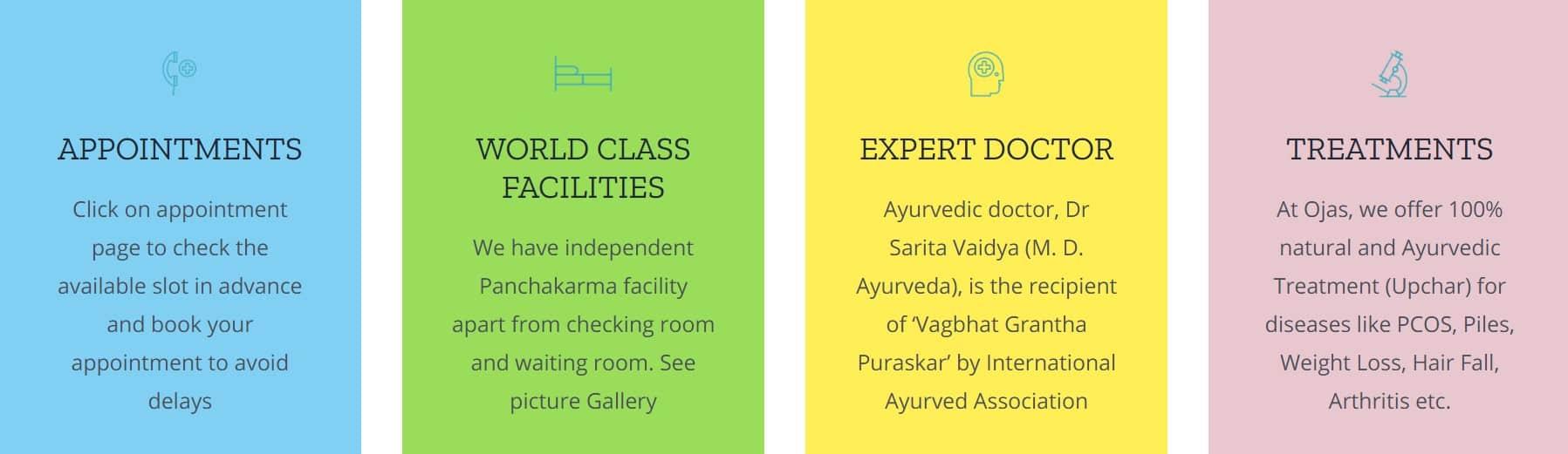Ojas Ayurved Pune India