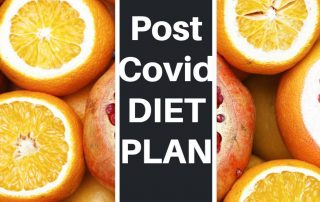 Covid Patient Diet Plan India
